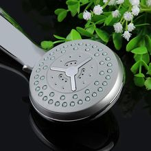 OEM Wholesale Simple Atmospheric Chrome Plated Handshower