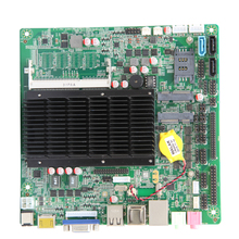 Fanless DC 12V Power Supply Mini-ITX Motherboard with Intel Core I5 3317U Processor Onboard