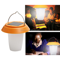Africa Solar Hand Cranking Dynamo Lantern with Good Quality PC