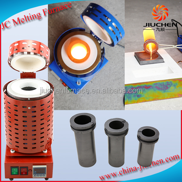 Top Selling Induction Heating Machine for Gold Aluminum Melting