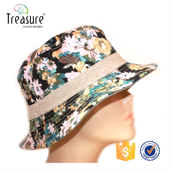 cheap fashion fishman camo hat with strings custom made military bucket hats
