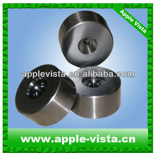 Tungsten carbide carbide pellets