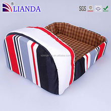 Folds flat for travel hot selling pet beds,soft, warm and comfortable pet bed house,pet dog beds