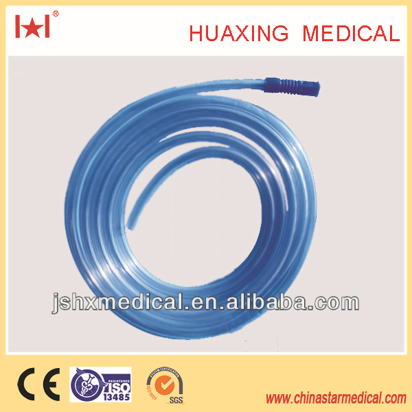 single-use top saling CE ISO certificate surgical yankauer suction tube