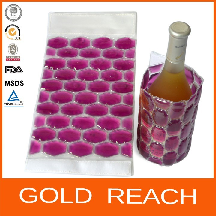 slap wrap can cooler,gel ice pack, bottle cooler