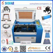 SH-G350 high-precision small Laser Engraving Machine