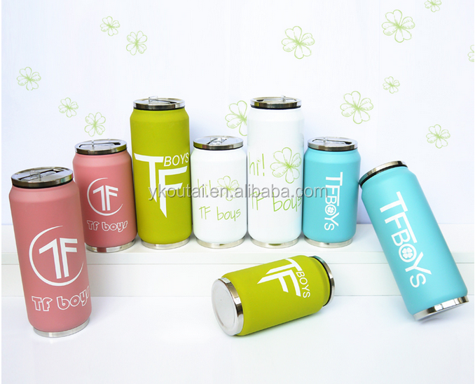 Customized color thermos bottle stainless steel,350ml stainless steel thermos bottle