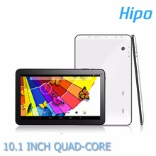 "Hipo 1024x600 HD Resolution 10"" Quad core Android 5.0 Lollipop Tablet PC for Europe"