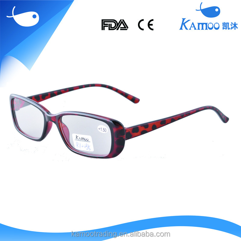 PC Lenses Material and Gradient Lenses Optical Attribute funny reading glasses