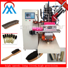 why all customer brought brush machine/2 axis automatic plastic broom making machine