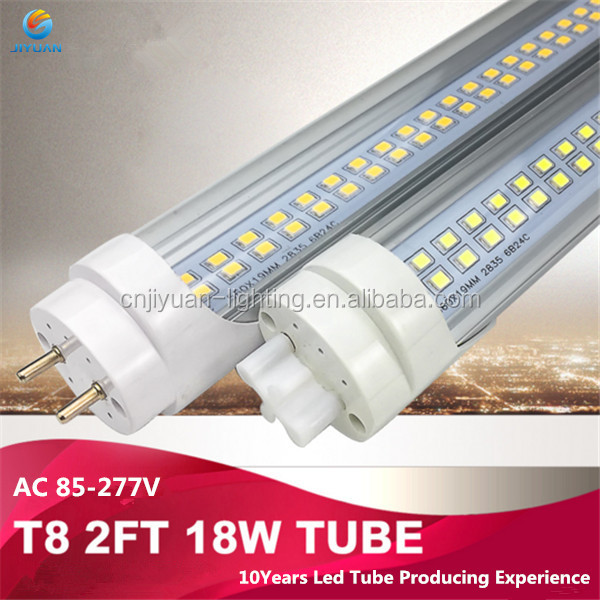 Eco-friendly Korea Energy Star compatible Tube 8 9w 110-240v T8 Fluorescent Lighting Fixture