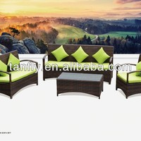 Outdoor Wicker Furniture Rattan Sofas