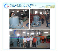 Gold Centrifuge Concentrator Equipment,Gravity Platinum Ore Separating