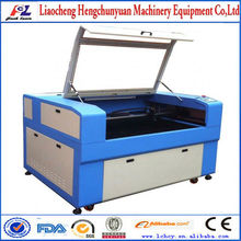 leather co2 laser cutting machine/table saw machine laser wood cutting machine