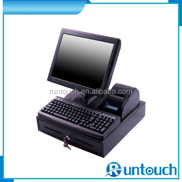 Runtouch RT-6800A Retail POS Package 15 inch linux all in one pos