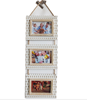 China modern style handwork composite wood photo picture frame