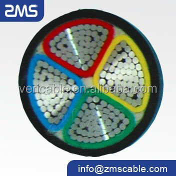 0.6/1KV XLPE/PVC SWA CE 16mm2 25mm2 Power Cable 35mm2 Power Wire Cu 50mm2 70mm2 Power Cable