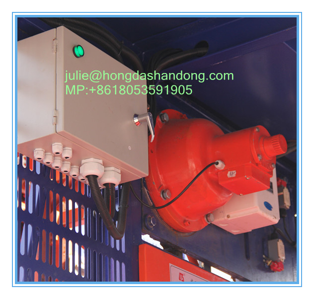 HONGDA Frequency conversion Construction Elevator Passed CE