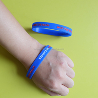 Silicone Slap Wrist Bands , cheap silicone snap wristband