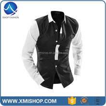 Fashion Design New Casual Button Down Shirts For Men