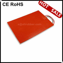Pizza Delivery Bags Silicone Heating Pads 12V