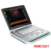 WMCD01 2015 Guangzhou Best and Cheap Price of Medical Equipments Color Doppler 3D 4D B Ultrasound Machine for Pregnancy
