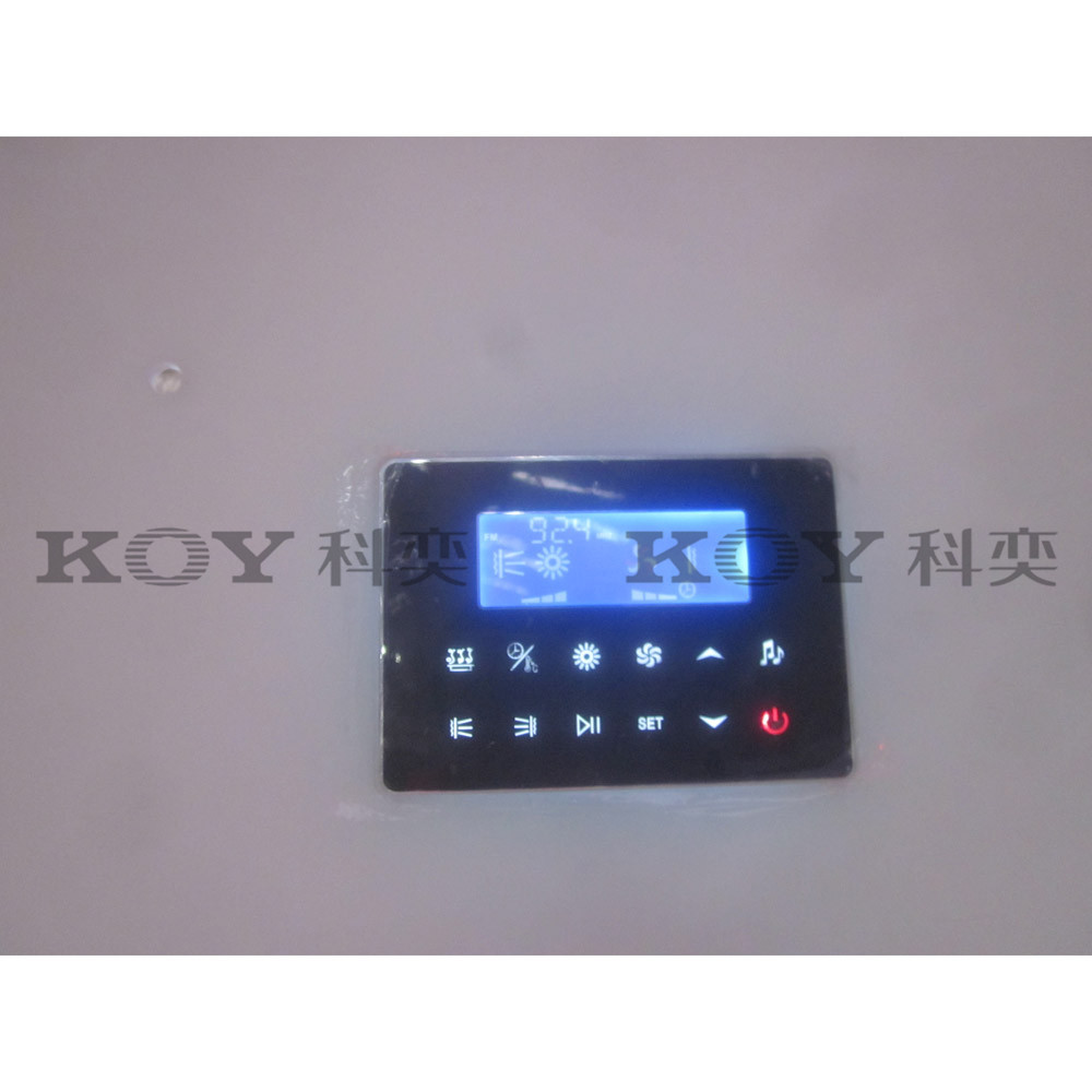 2015 Luxury steam shower room wholesale steam sauna K072