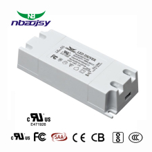 AC100-277V EMC LVD isolated single output type 25W LED driver