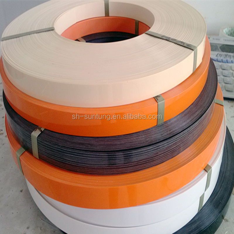 PVC/ABS/Pmma Edge Banding Trim Manufacturer for Home Furniture Accessories