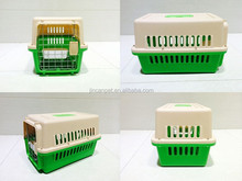 IATA standard, plastic pet carrier for dogs & cats, 2015 hot selling model pet dog cage and house