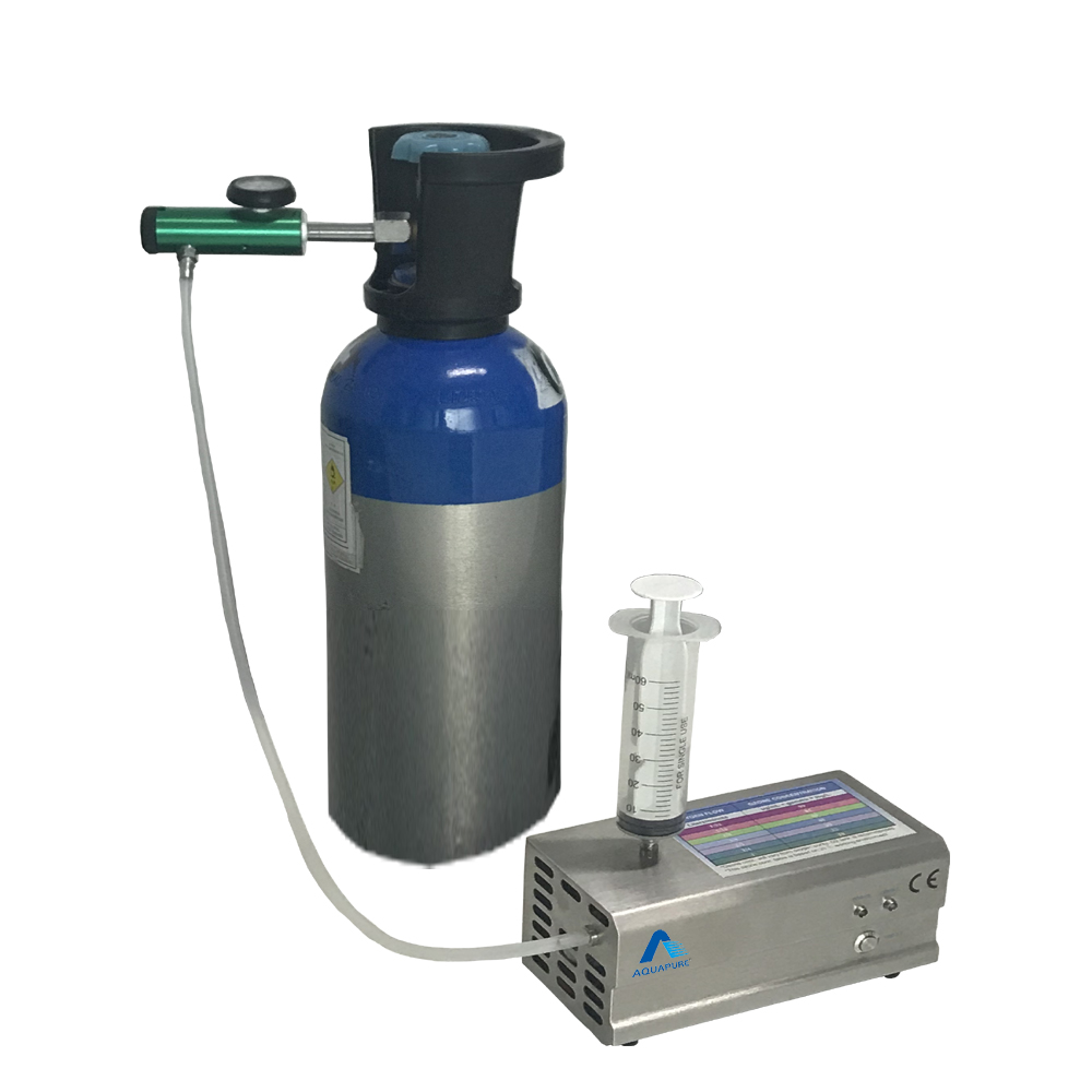 CE approval Portable and Desktop Ozone Therapy Machine for Hospital or Home Use