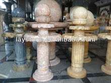 Granite and marble Fountain ball