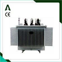 S11 no PCB 2500 kva oil immersed step down distribution transformer