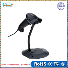 Convenient Stand Holder for Barcode Scanner Bracket for Bar code Reader High Quality with 2 Colors Black/White