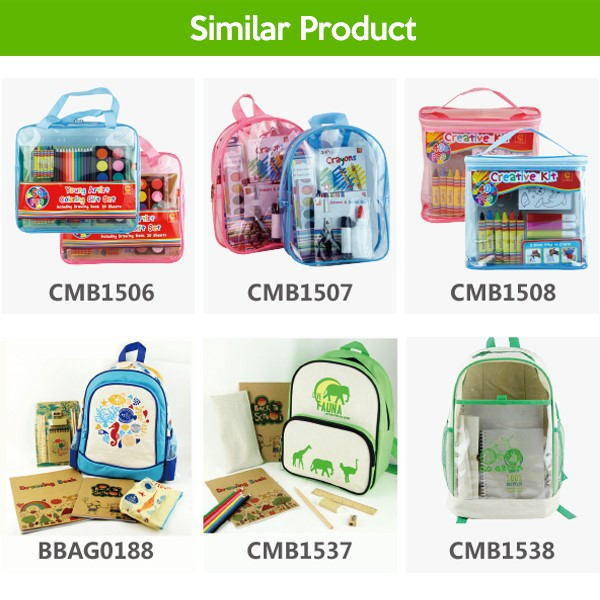 New Children's day gift kids stationary set