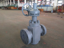 PFF Gear Operated Gate Valve/Carbon Steel Valve/Material A105 Gate Valve DN50 to DN180
