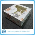 Creative Customized Birthday Gift Cake Box, Eco Friendly Cake Packaging Box