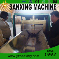 SX-1000-680 CNC Screw-joint arch style building machine /Bolts or nuts steel roof building system