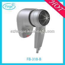High temperature hair dryer for steam hair dryer motor blow dryer