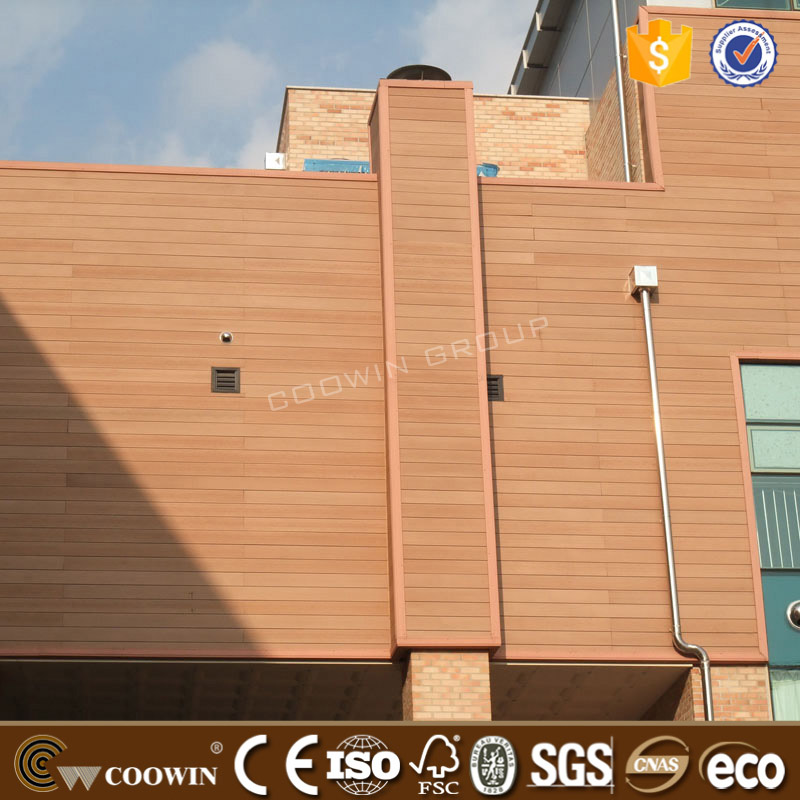 Household exterior wall panels wood wall covering