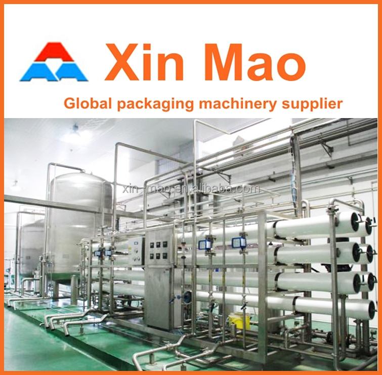 RO pretreatment purified water processing machine