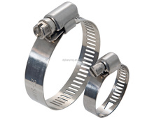 China hose clip, stainless steel hose clamps