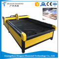 LZ-1330 CNC Plasma cutting machine for Aluminum / Staninless steel Metal sheet cnc metal cutter