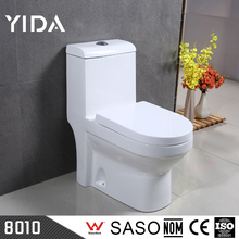 Middle East Saudi Saso One Piece Ceramic Wc Bowl Toilet