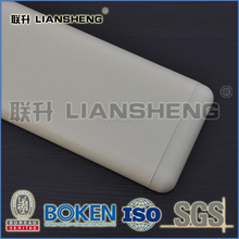 Aluminum support Material plastic hospital wall bumper guard