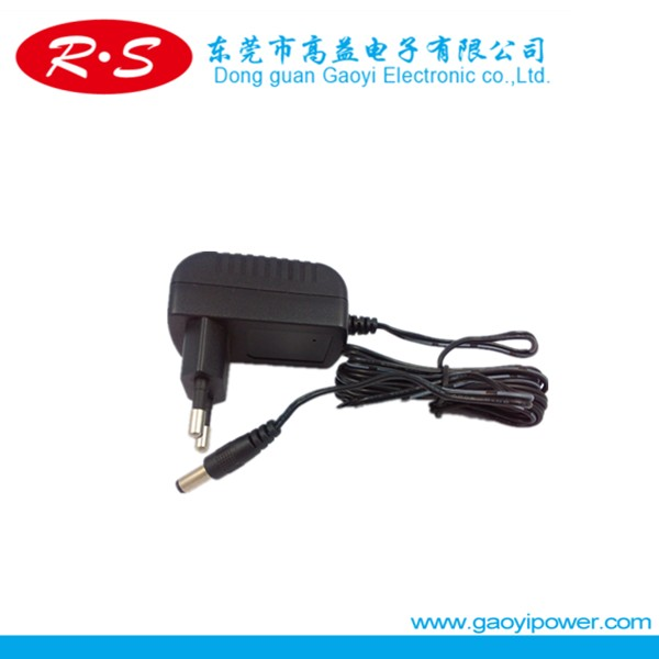 5v 1000ma charger for video input adapter ipad