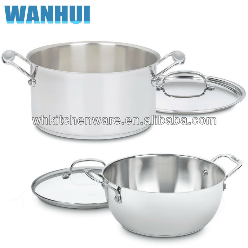 Induction Ready Stainless steel korkmaz cookware