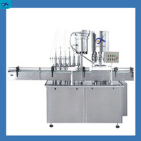 Wide used food ,juice,cream automatic filling machine