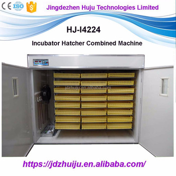 Solar industrial 4224 eggs incubator for chicken HJ-IH4224