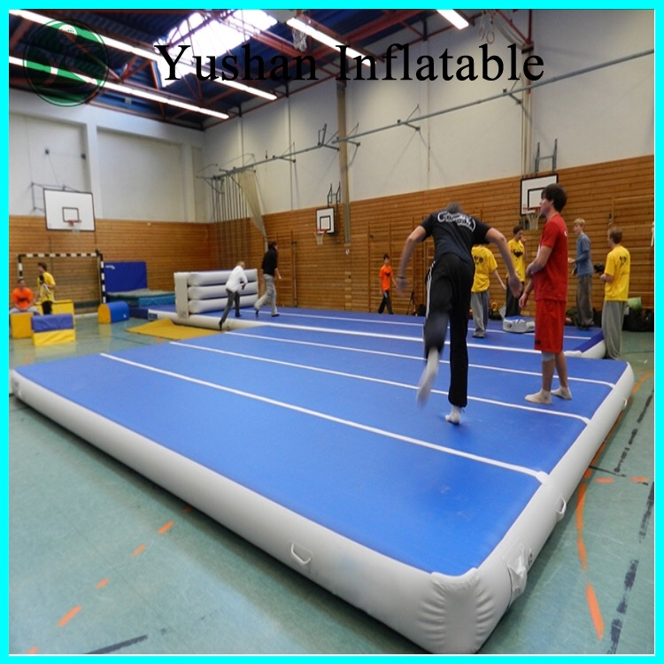 Strong material drop stitch high quality factory cheap gymnastics spring floor